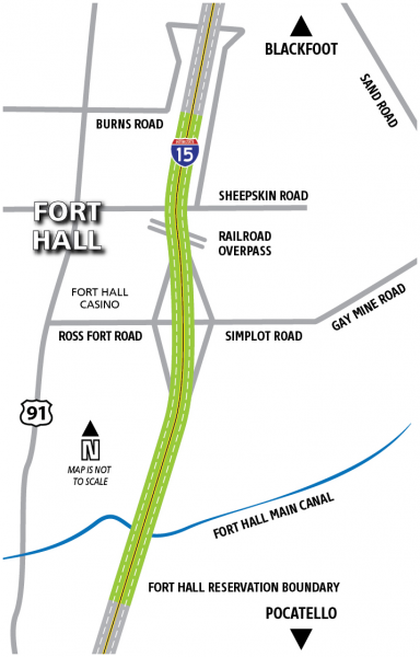 I-15_Ft_Hall_map