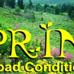 Spring Road Conditions