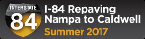 I-84 Repaving