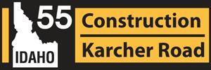 ID-55 Karcher Const Banner