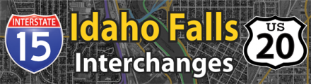 Idaho Falls Interchanges