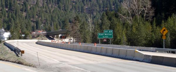 I-90 Mullan
