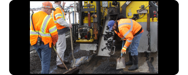 Drivers advised to watch for potholes, roadway breakup