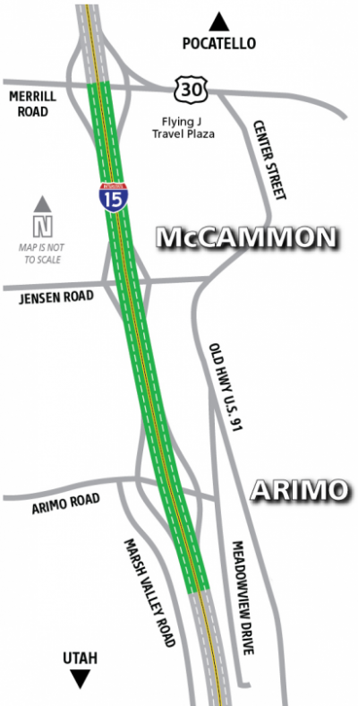 I-15_McCammon-map