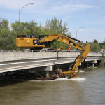 Bridge Snag Removal