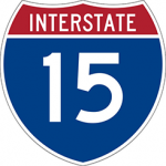 I-15 Sign