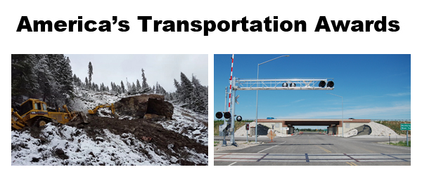 Idaho one of only two western states to win multiple regional transportation awards