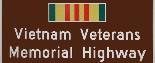 ITD unveils new highway signs to honor Vietnam veterans
