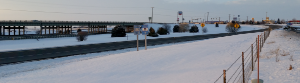 I-84, South Jerome Interchange (Exit 168)
