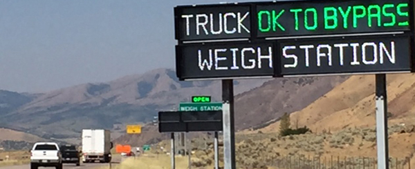 Idaho weigh-in-motion systems saved trucking industry 33,000 hours and $3.5 million in last year