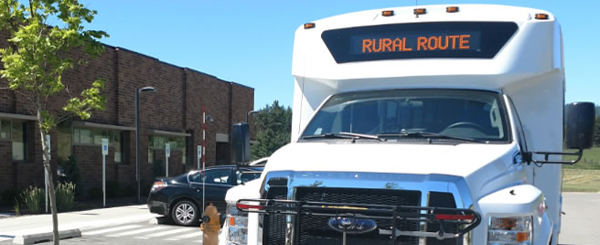 $17.3M available through Oct. 31 from ITD's Public Transportation office for rural service