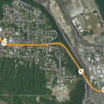 US-95 will be improved from the Kootenai River Bridge to Alderson Lane.