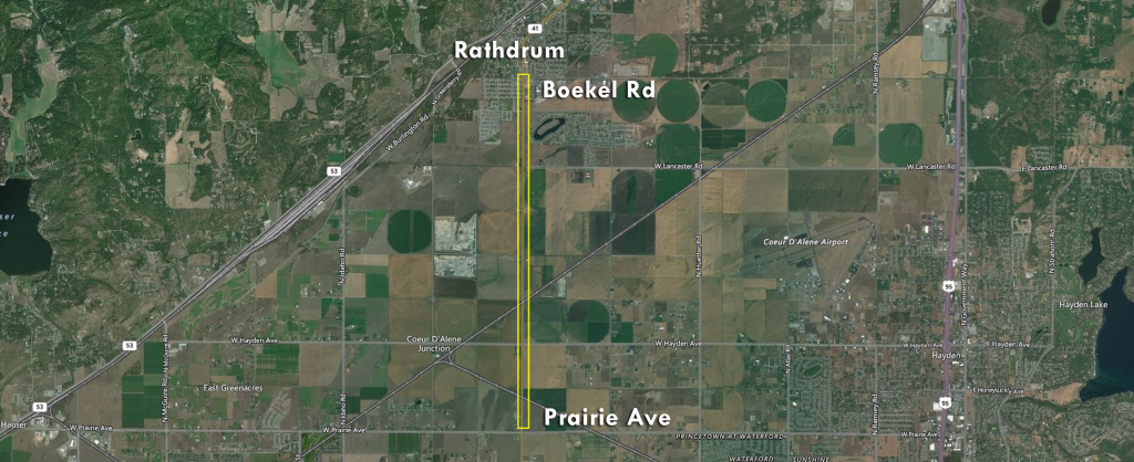 ITD seeks public comment Jan. 25 in CDA on ID-41 expansion