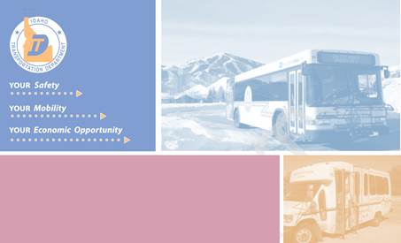 ITD Public Transportation seeking comment through end of February on rural transit grant applications