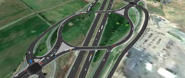 Public can view 3-D animation, design of interchange Feb. 22 in Jerome