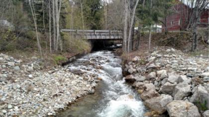 Stong Creek Bridge