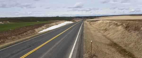 Resurfacing section of ID-62 in north-central Idaho begins April 16