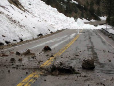 Road Maintenance | Idaho Transportation Department