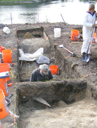 Archaeological Dig