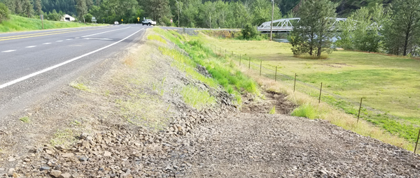 ITD ramps up safety along Gem Trail in north-central Idaho