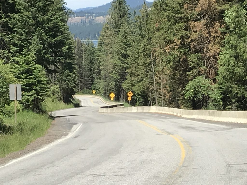 New start date for landslide repairs to ID-5 near Plummer