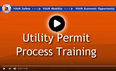 Utility Permits Video
