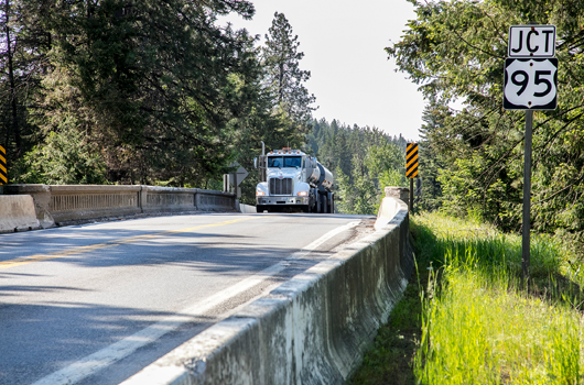 ITD seeks comment Aug. 1 for US-95 safety project north of CDA