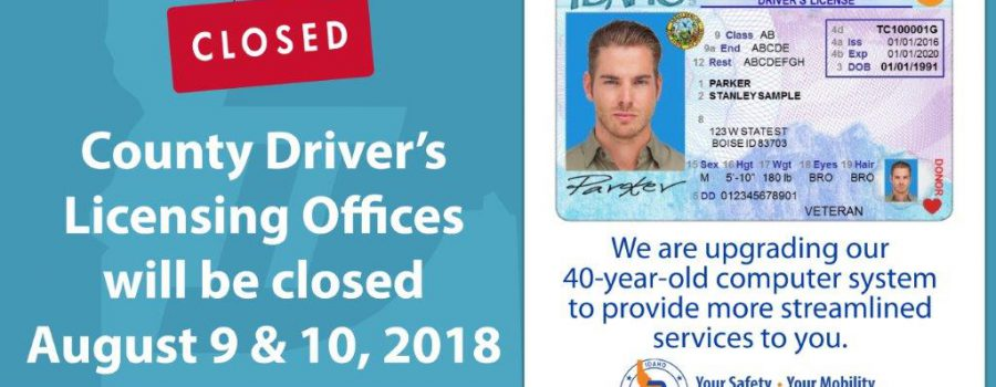 idaho drivers license renewal grace period