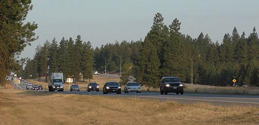Nighttime lane closures on I-90 begin next week