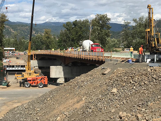 Bridge on ID-3 in St. Maries closes next week, requiring detour through town