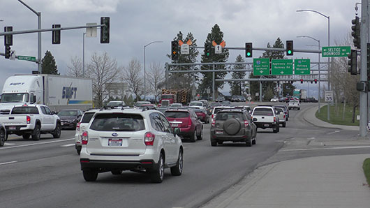 Ramps at Northwest Boulevard in CDA scheduled for closures next week