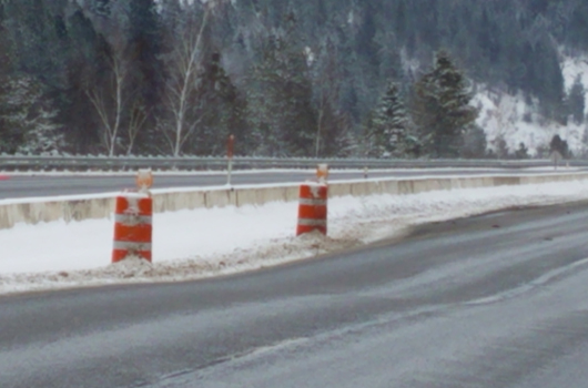 Work begins today on I-90 emergency repairs near Kellogg