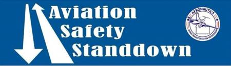 Aeronautics Safety Standdown in October