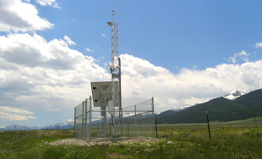 Remote Weather Information System Station