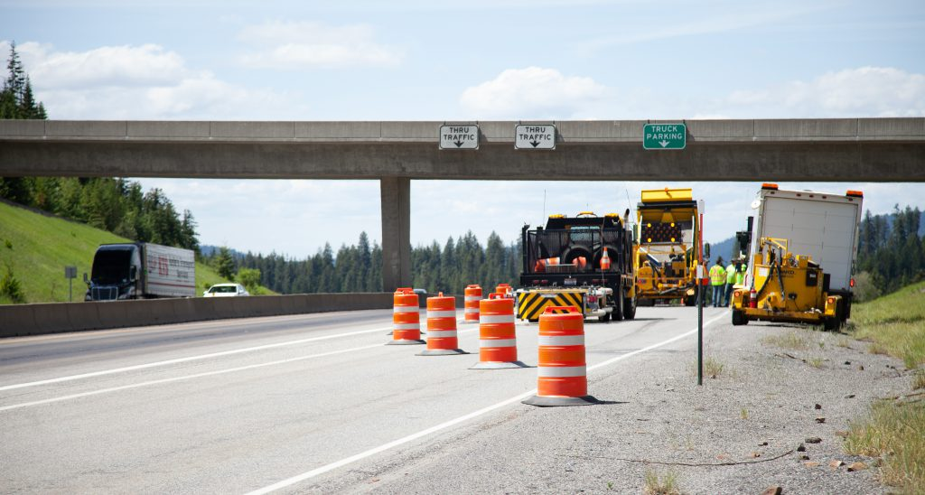 ITD reminds drivers to be mindful in work zones