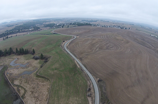 ID-6 curve realignment near Potlatch begins next week