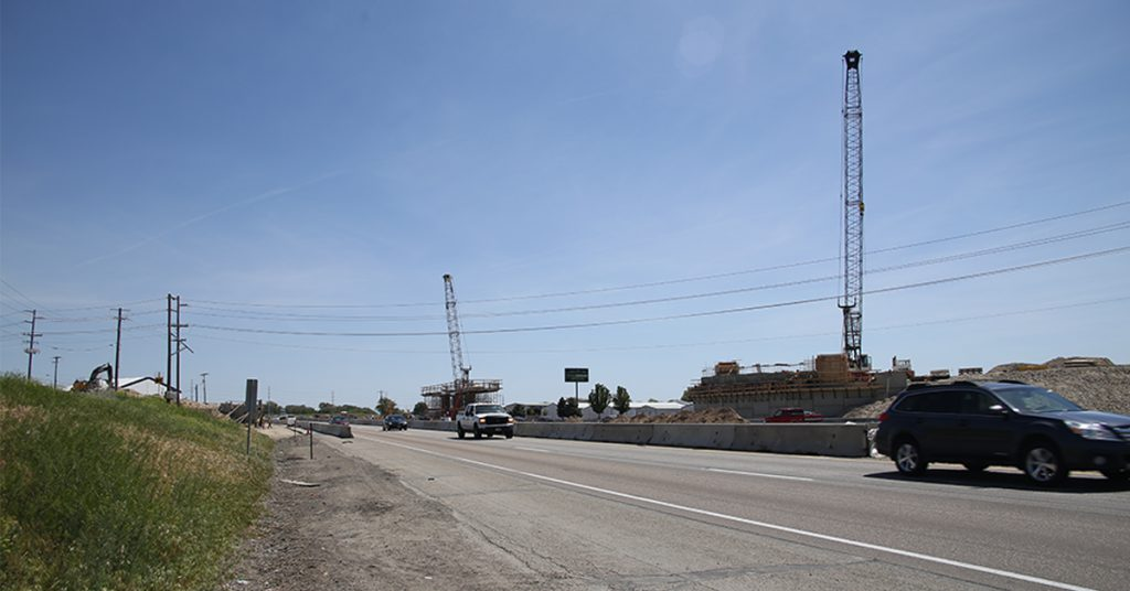 Update: I-84 closed overnight June 10, 11 and 12 for girder placement at Karcher Overpass