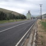 US-95 between Lapwai and Spalding Bridge, to be sealcoated summer 2019
