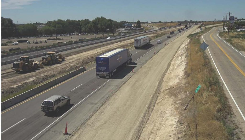 Westbound I-84 Karcher/Midland Rd Exit 33 to close overnight July 26