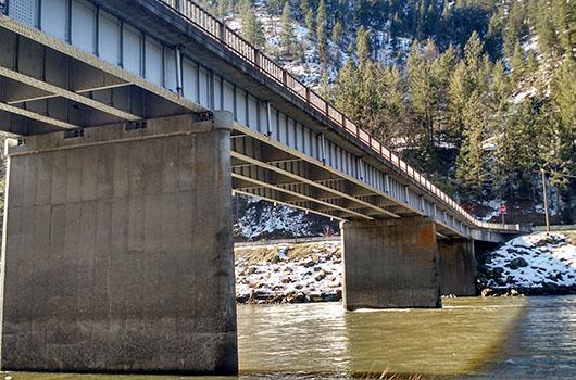 Repairs to Greer Bridge begin next Monday