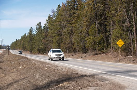 Repairs begin Monday to US-95 in CDA just north of Spokane River