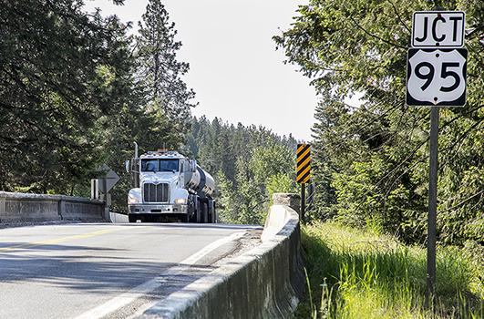 District 1 | Idaho Transportation Department