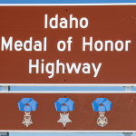 Medal of Honor Sign