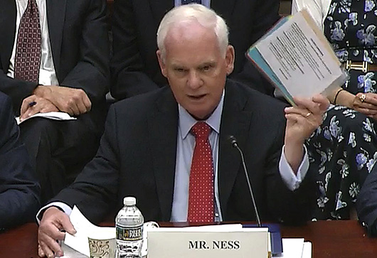 ITD Director Ness presents to U.S. House Subcommittee July 11