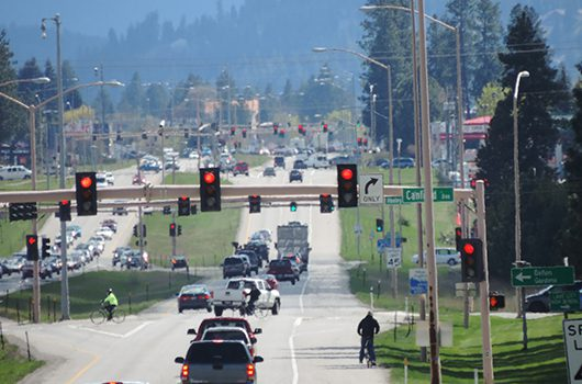 Signal at US-95 and Idaho Highway 53 scheduled for nighttime