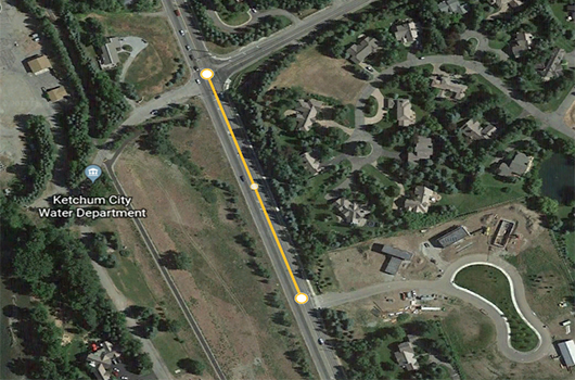 Roadway repairs to occur next week on ID-75 in Blaine County