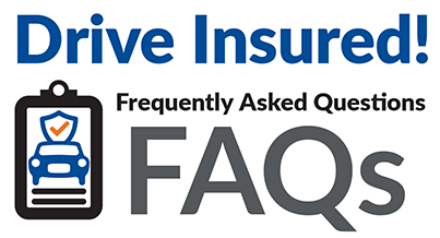 Drive Insured! FAQs image