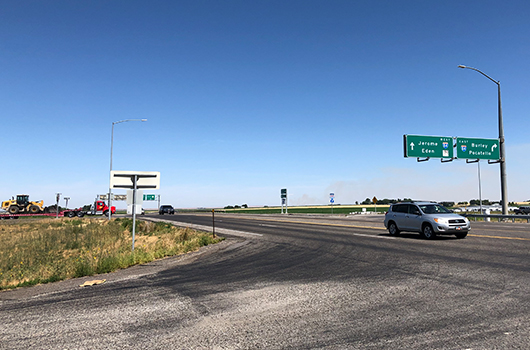 Public invited to give input Oct. 15 on plans to redesign the I-84/ID-50 Interchange (Exit 182) near Kimberly