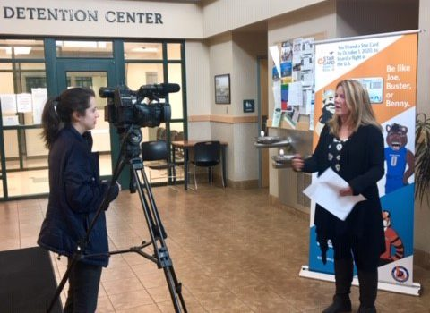 Star Card media tour generates coverage and awareness about federal deadline requirements for driver's licenses and IDs across Idaho