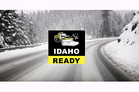 It's time to be Idaho Ready for winter driving